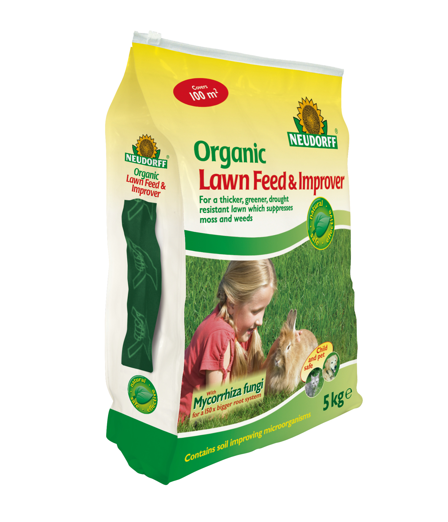Elegant organic Lawn Care Products